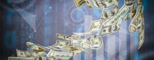 Cash flow falling money
