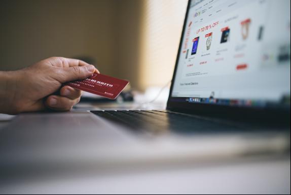 Computer screen online store