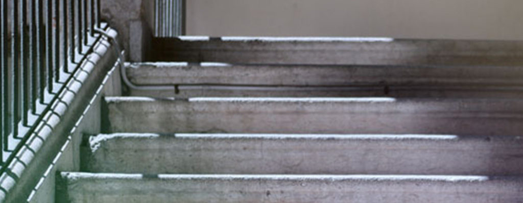 photo of stairwell