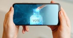 Mobile voting Now Open for 2021