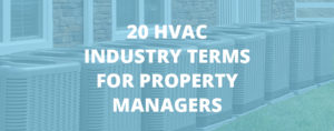 20 HVAC Industry Terms