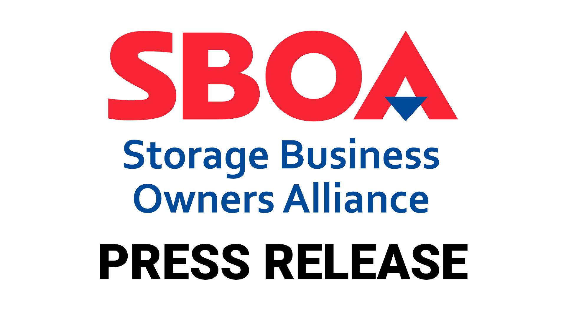 SBOA press release